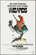 """Movie Posters:Animation, Wizards (20th Century Fox, 1977). One Sheet (27"""" X 41"""") Style A.Animation.. ..."""