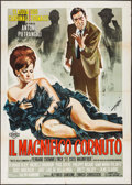 "Movie Posters:Foreign, Magnificent Cuckold (Cineriz, 1964). Italian 2 - Foglio (39.25"" X 55""). Foreign.. ..."