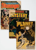 Golden Age (1938-1955):Horror, Comic Books - Assorted Golden Age Horror Comics Group of 11(Various Publishers, 1940s-50s) Condition: Average FR.... (Total:11 Comic Books)