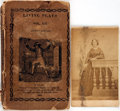 Books:Literature Pre-1900, [Theatre & Stage]. Living Plays. Vol. XII. New-York:Published by Charles Wiley, 1824....