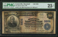 National Bank Notes:Maryland, Centreville, MD - $10 1902 Plain Back Fr. 624 The Queen Anne's NBCh. # 3205. ...
