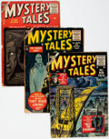 Golden Age (1938-1955):Horror, Mystery Tales Group of 10 (Atlas, 1955-57) Condition: AverageGD-.... (Total: 10 Comic Books)