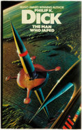 Books:Science Fiction & Fantasy, Philip K[indred] Dick. The Man Who Japed. [London]: EyreMethuen, [1978]. ...