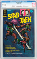 Bronze Age (1970-1979):Science Fiction, Star Trek #22 (Gold Key, 1974) CGC NM/MT 9.8 White pages....