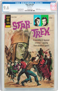 Bronze Age (1970-1979):Science Fiction, Star Trek #23 (Gold Key, 1974) CGC NM+ 9.6 White pages....