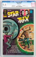 Bronze Age (1970-1979):Science Fiction, Star Trek #25 (Gold Key, 1974) CGC NM 9.4 White pages....