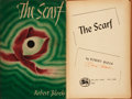 Books:Horror & Supernatural, Robert Bloch. SIGNED. The Scarf. New York: The Dial Press, 1947....