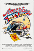 "Movie Posters:Documentary, American Nitro (Cannon, 1979). One Sheet (27"" X 41""). Documentary.. ..."