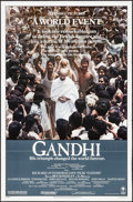 """Movie Posters:Drama, Gandhi & Others Lot (Columbia, 1982). One Sheets (3) (27"""" X 41""""). Drama.. ... (Total: 3 Items)"""