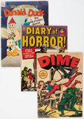 Golden Age (1938-1955):Miscellaneous, Comic Books - Assorted Golden Age Comics Group of 24 (Various Publishers, 1940s-50s) Condition: Average FR/GD.... (Total: 24 Comic Books)