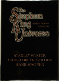 Books:Horror & Supernatural, [Stephen King]. Stanley Wiater, Christopher Golden, and HankWagner. SIGNED/LIMITED. The Stephen King Universe: A Guide...