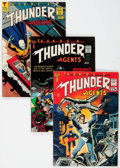 Silver Age (1956-1969):Superhero, T.H.U.N.D.E.R. Agents #1-20 Complete Series Group (Tower, 1965-69) Condition: Average FN.... (Total: 20 Comic Books)