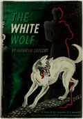 Books:Horror & Supernatural, Franklin Gregory. The White Wolf. New York: Random House,[1941]....