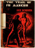 Books:Mystery & Detective Fiction, Sax Rohmer (pseudonym of Arthur S. Ward). The Trail of FuManchu. London, Toronto, Melbourne and Sydney: Cassell and...
