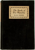 Books:Mystery & Detective Fiction, Sax Rohmer (pseudonym of Arthur S. Ward). The Book of Fu-Manchu: Being a Complete and Detailed Account of the Amazing Ca...