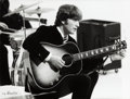Music Memorabilia:Photos, Beatles - Set of Three Max Scheler Photographs Of John Lennon(1964)....