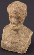 Miscellaneous:Other, Bust of Lincoln Macerated Currency.. ...