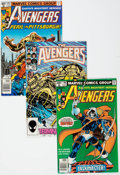 Modern Age (1980-Present):Superhero, The Avengers Group of 77 (Marvel, 1980-86) Condition: AverageVF-.... (Total: 77 Comic Books)