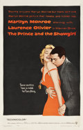 "Movie Posters:Romance, The Prince and the Showgirl (Warner Brothers, 1957). One Sheet (27"" X 41.5"").. ..."