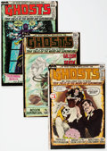 Bronze Age (1970-1979):Horror, Ghosts Group of 40 (DC, 1971-81) Condition: Average FN/VF....(Total: 40 Comic Books)