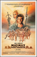 """Movie Posters:Science Fiction, Mad Max Beyond Thunderdome (Warner Brothers, 1985). One Sheet (27"""" X 41""""). Science Fiction.. ..."""