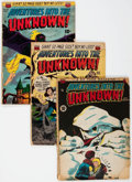 Golden Age (1938-1955):Horror, Adventures Into The Unknown Group of 57 (ACG, 1950-61) Condition:Average FR/GD.... (Total: 57 Comic Books)