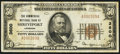 National Bank Notes:Louisiana, Shreveport, LA - $50 1929 Ty. 1 The Commercial NB Ch. # 3600. ...