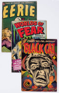 Golden Age (1938-1955):Horror, Golden to Bronze Age Horror Group of 33 (Various Publishers,1952-73) Condition: Average GD/VG.... (Total: 33 Comic Books)