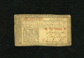 Colonial Notes:New Jersey, New Jersey March 25, 1776 1s Fine. The signatures are legible andthe red ink is bold. An approximate quarter inch split is ...