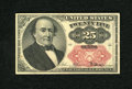 Fractional Currency:Fifth Issue, Fr. 1309 25c Fifth Issue Gem New. A wonderfully original short key Walker note with excellent embossing and fabulous colors....