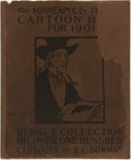 Books:Art & Architecture, [Political Cartoons]. R. C. Bowman. The Minneapolis TribuneCartoon Book for 1901. Being a Selection of Over...
