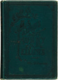 Books:Biography & Memoir, Will M. Clemens. Famous Funny Fellows. Cleveland: William W.Williams, 1882....