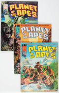 Magazines:Science-Fiction, Planet of the Apes Group of 21 (Marvel, 1975-77) Condition: AverageVG-.... (Total: 21 Comic Books)