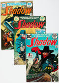 Bronze Age (1970-1979):Miscellaneous, The Shadow-Related Group of 26 (DC, 1973-95).... (Total: 26 ComicBooks)