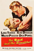 "Movie Posters:Drama, The Bad and the Beautiful (MGM, 1953). One Sheet (27"" X 41"").. ..."