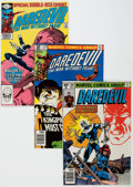 Modern Age (1980-Present):Superhero, Daredevil Group of 33 (Marvel, 1979-88) Condition: Average VF-....(Total: 33 Comic Books)