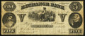 Obsoletes By State:Arkansas, Helena, AR- Exchange Bank $5 July 15, 1862. ...