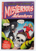 Golden Age (1938-1955):Horror, Mysterious Adventures #15 (Story Comics, 1953) Condition: VG+....
