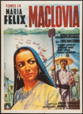 """Movie Posters:Foreign, Maclovia (Filmex, S.A., 1948). Mexican One Sheet (27"""" X 37.5""""). Foreign.. ..."""