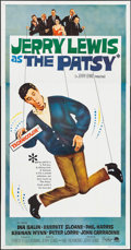 "Movie Posters:Comedy, The Patsy (Paramount, 1964). Three Sheet (41"" X 79""). Comedy.. ..."