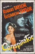 """Movie Posters:Adventure, Conspirator (MGM, 1949). One Sheet (27"""" X 41""""). Adventure.. ..."""