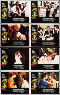 "Frenzy (Universal, 1972). Lobby Card Set of 8 (11"" X 14""). Hitchcock. ... (Total: 8 Items)"