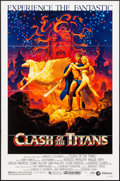 "Movie Posters:Fantasy, Clash of the Titans (MGM, 1981). One Sheet (27"" X 41""). Fantasy....."
