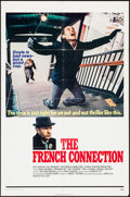 """Movie Posters:Action, The French Connection (20th Century Fox, 1971). One Sheet (27"""" X41""""). Action.. ..."""