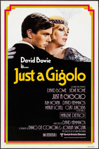 "Just a Gigolo (United Artists Classics, 1979). One Sheet (27"" X 41""). Drama"