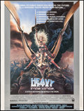 """Movie Posters:Animation, Heavy Metal (Columbia, 1981). Poster (30"""" X 40""""). Animation.. ..."""