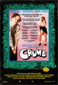 "Movie Posters:Documentary, Crumb (Sony, 1995). One Sheet (27"" X 40""). Documentary.. ..."