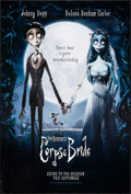 """Movie Posters:Animation, Corpse Bride (Warner Brothers, 2005). One Sheet (27"""" X 40"""") AdvanceDS. Animation.. ..."""