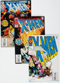 Modern Age (1980-Present):Superhero, X-Men Long Boxes Group (Marvel, 1990s) Condition: Average NM-....(Total: 2 Box Lots)