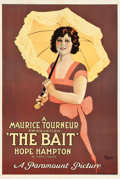 "Movie Posters:Crime, The Bait (Paramount, 1921). One Sheet (27.5"" X 41"").. ..."